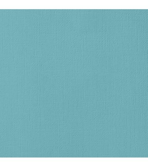 "American Crafts Textured Cardstock 12x12"" - Mediterranean"