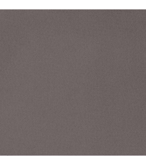 "American Crafts Textured Cardstock 12x12"" - Granite"