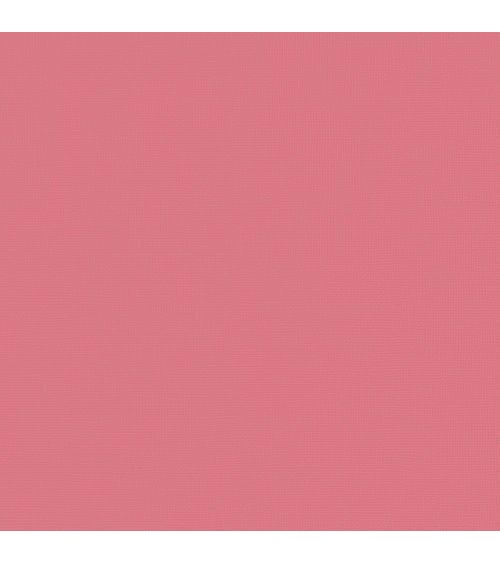 "American Crafts Textured Cardstock 12x12"" - Rosebud"