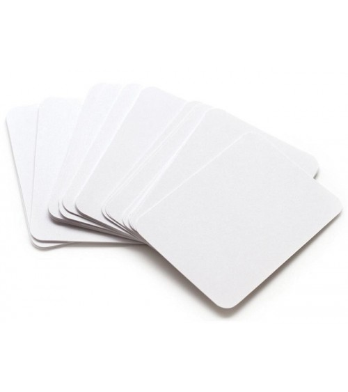 Project Life - 4x6 White Cards - 100er Box