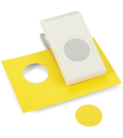EK Success Nesting Paper Punch Circle 1