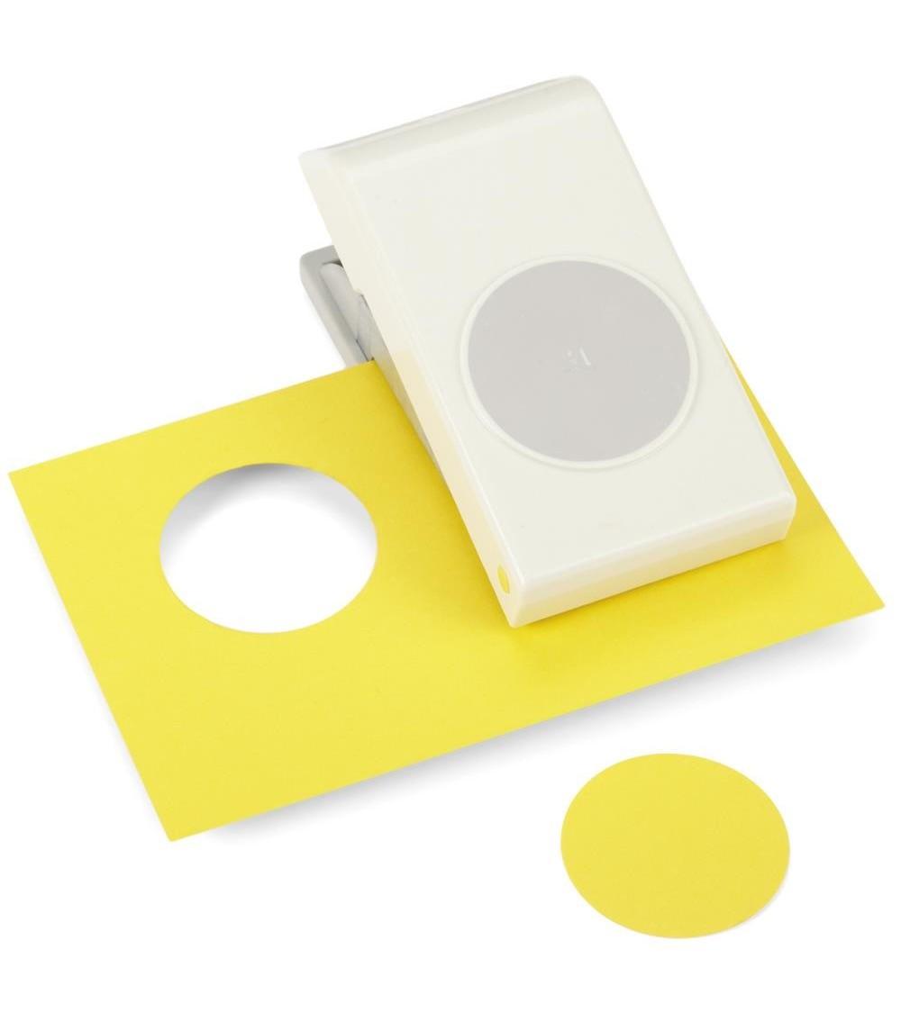EK Success Nesting Paper Punch Circle 1
