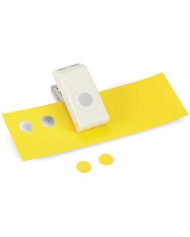 EK Success Nesting Paper Punch SCALLOP Circle 0