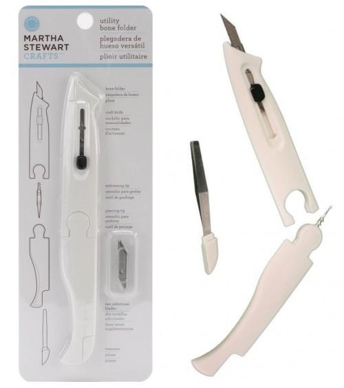 Martha Stewart - Utility Bone Folder / Multifunktions-Werkzeug