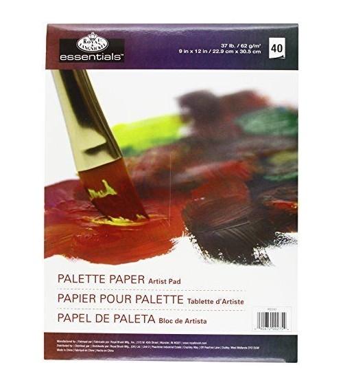 Royal Langnickel - Palette Paper / Paletten Papier 40 Blatt