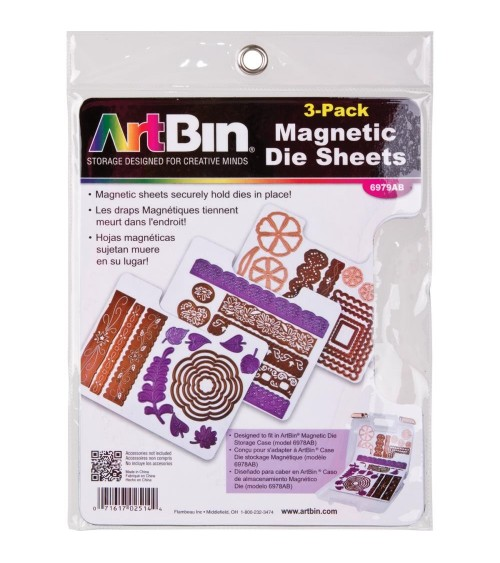 ArtBin - Magnetic Sheets - 3-pack