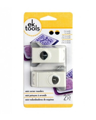 EK Success (Tools) - Mini Corner Rounder Punches