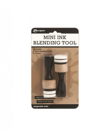 "Ranger - MINI Ink Blending TOOL (rund 1"")"