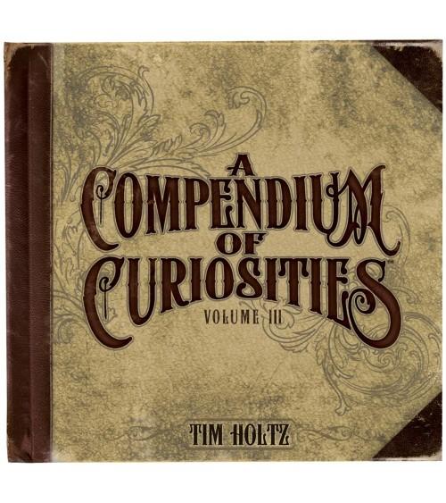 Tim Holtz - Compendium of Curiosities - Vol. 3