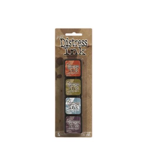 Ranger Tim Holtz Distress Ink MINI Pads - Set 8