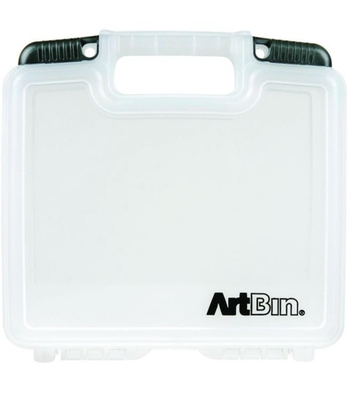 ArtBin - Quick View Deep Base Carrying Case Transp. (6972AB)