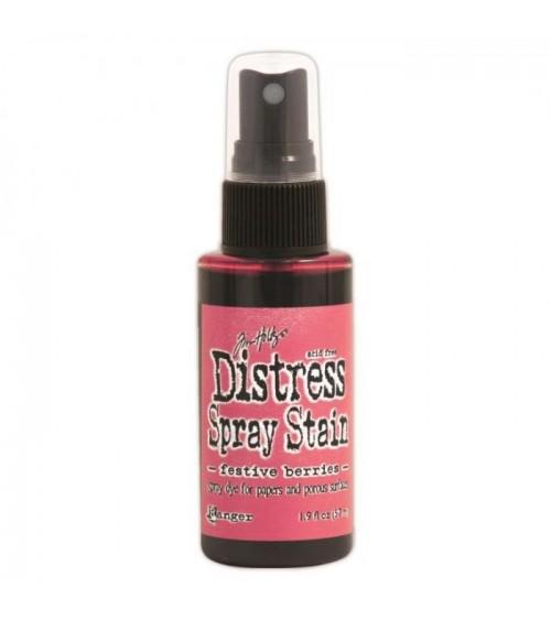 Ranger - Tim Holtz Distress Spray Stain - Festive Berries (57ml)