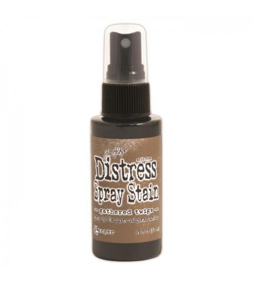Ranger - Tim Holtz Distress Spray Stain - Gathered Twigs (57ml)