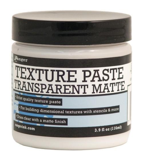 Ranger - Texture Paste / Strukturpaste - transparent matte