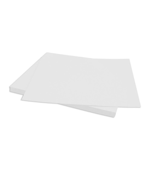 "Bazzill Cardstock - Classic White (Smooth) 12x12"" (25er Pack)"
