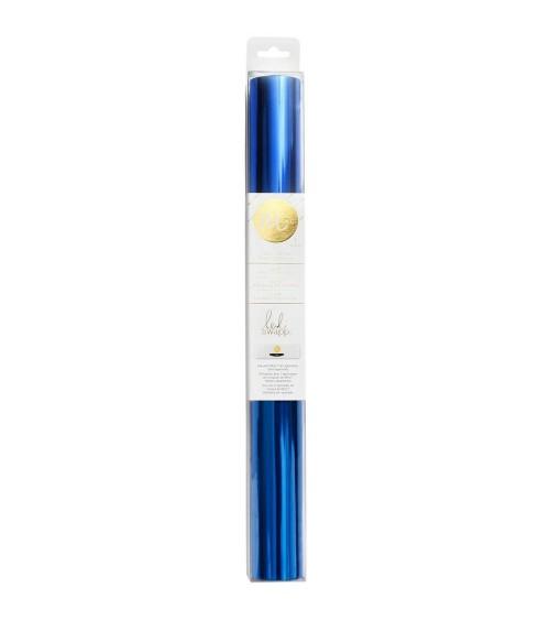 Heidi Swapp – MINC Transfer Foil 31cm x 3m Rolle - Blue