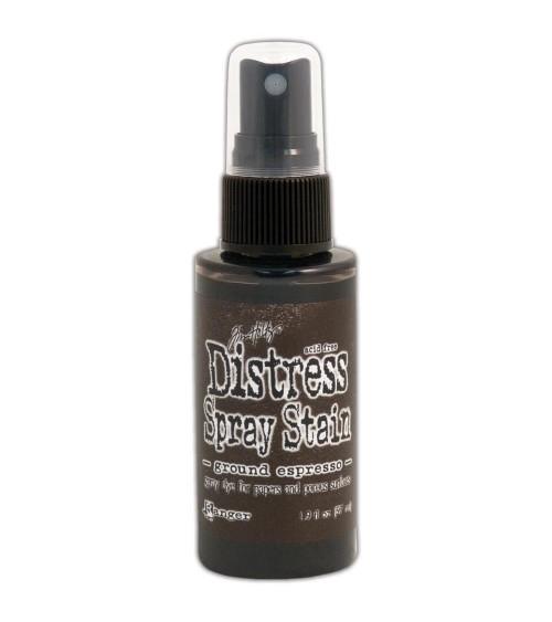 Ranger - Tim Holtz Distress Spray Stain - Ground Espresso (57ml