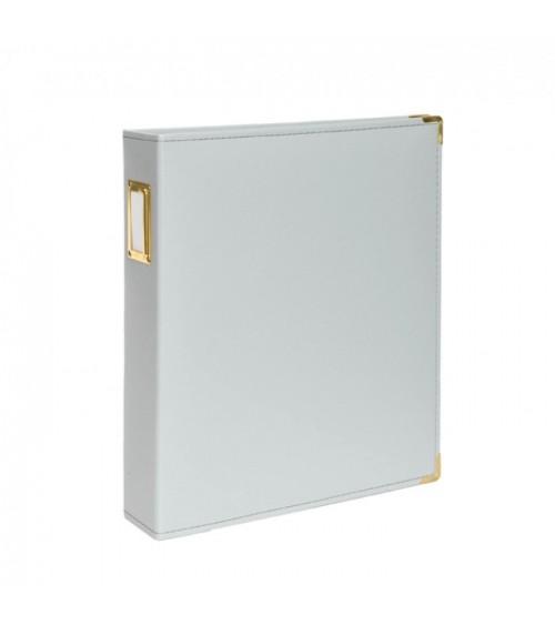 "Studio Calico - Seven Paper - Handbook Album 9x12"" - Gray"