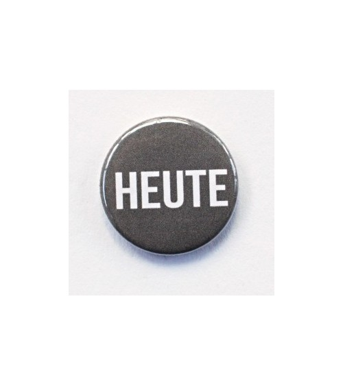 Klartext - Flair Buttons/Badges - HEUTE