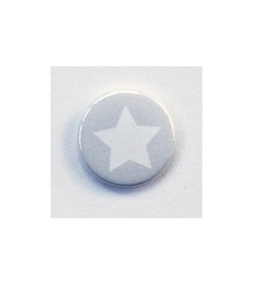 Klartext - Flair Buttons/Badges - Stern