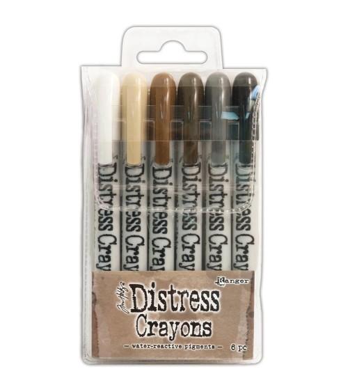 Ranger - Tim Holtz - Distress Crayons Set  3