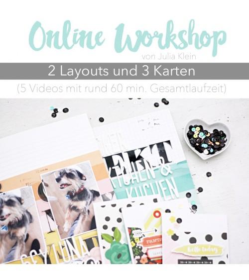 """Online Workshop """"Layouts & Karten mit Julia"""""""