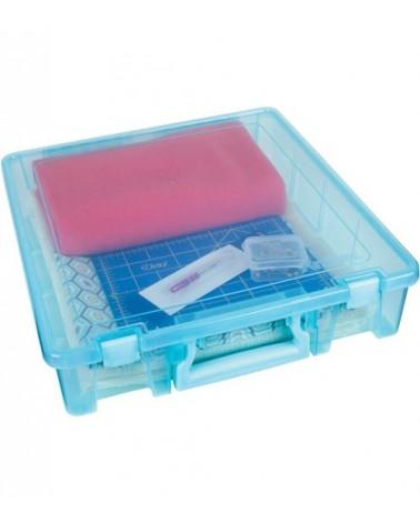 ArtBin - Super Satchel Single Compartment Aqua Mist