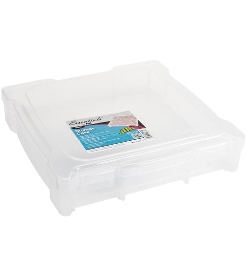 "ArtBin - Essentials Box für 12x12"" clear"