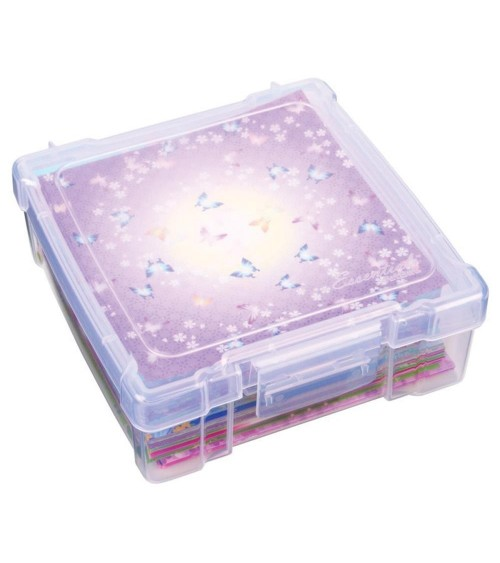 "ArtBin - Essentials Storage Box für 6x6"" clear"