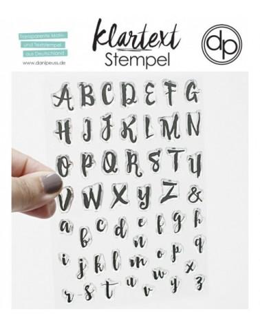"Klartext-Stempelset A6 ""Sophie"" Alphabet"