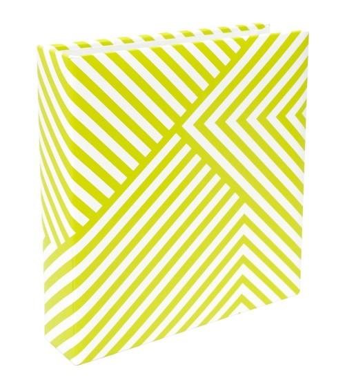 Project Life - Album 6x8 D-Ring - Kiwi Print