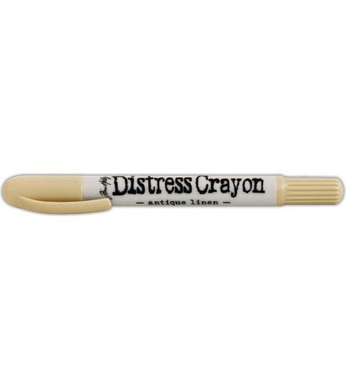 Ranger - Tim Holtz - Distress Crayon - Antique Linen