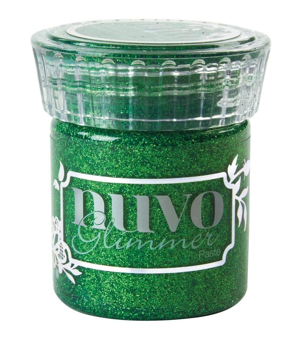 Tonic - Nuvo Glimmer Paste - Emerald Green