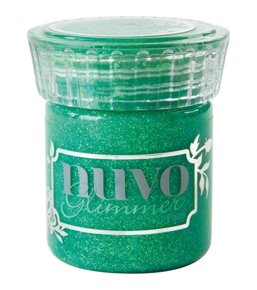 Tonic - Nuvo Glimmer Paste - Peridot Green