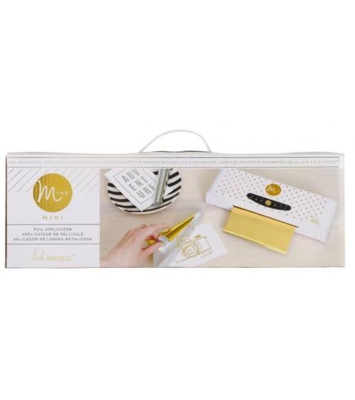 """AC- Heidi Swapp - Mini Minc 6"""" Foil Applicator Starter Kit (EU)"""