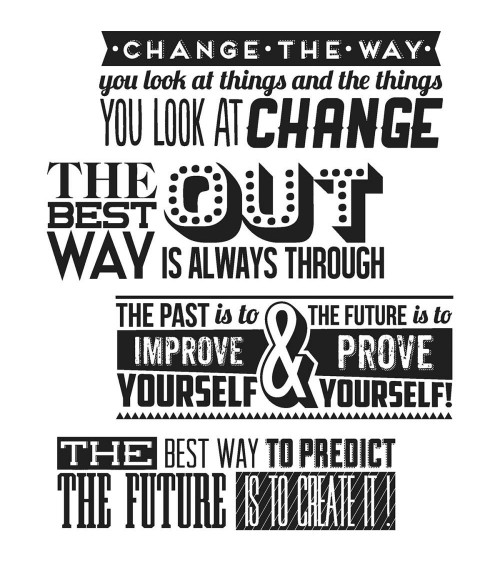 Stampers Anonymous - Tim Holtz Cling - Motivation 2
