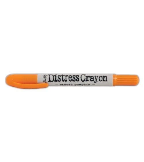 Ranger - Tim Holtz - Distress Crayon - Carved Pumpkin