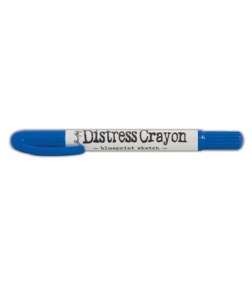 Ranger - Tim Holtz - Distress Crayon - Blueprint Sketch