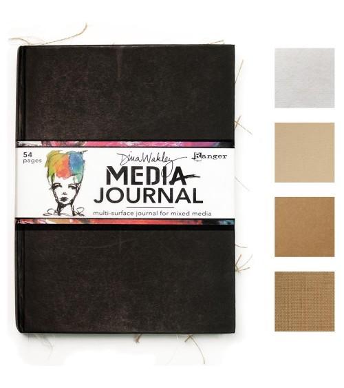 "Ranger - Dina Wakley - Media Journal 8x10"""