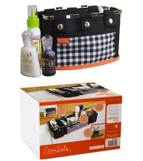 Tonic - Essentials - Table Tidy Double Pocket