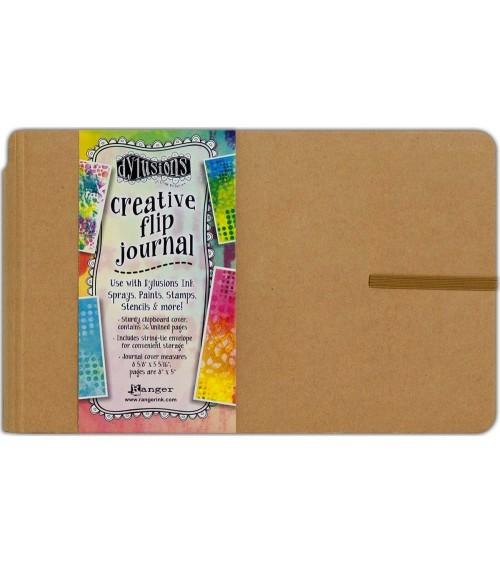 Ranger - Dyan Reaveley's Dylusions - Creative Flip Journal Small