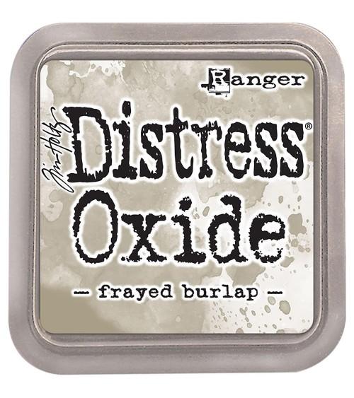 Ranger - Tim Holtz Distress OXIDE Ink Pad - Frayed Burlap