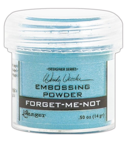 Ranger - Embossing Powder - Forget-Me-Not