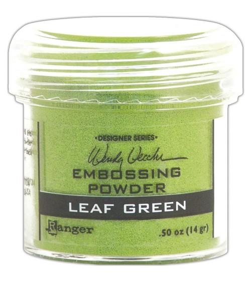 Ranger - Embossing Powder - Leaf Green