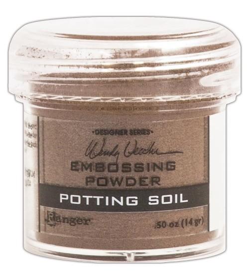 Ranger - Embossing Powder - Potting Soil