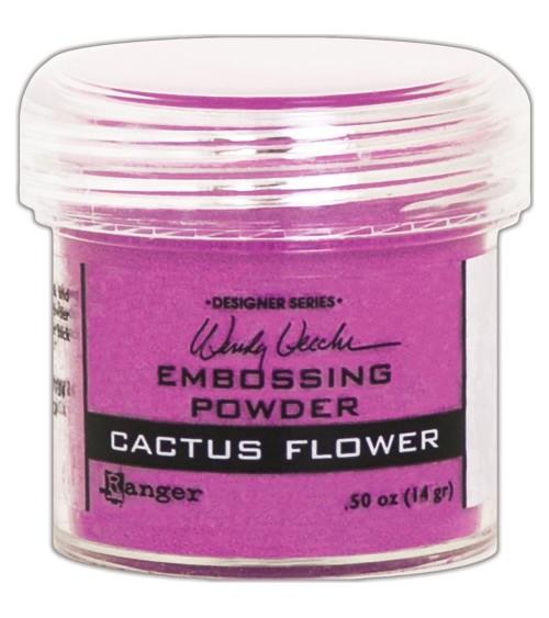 Ranger - Embossing Powder - Cactus Flower