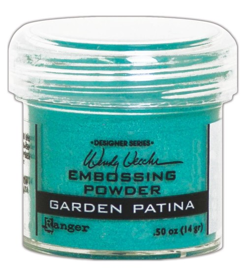 Ranger - Embossing Powder - Garden Patina