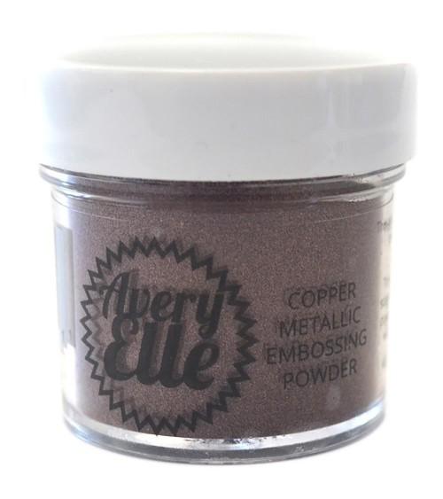 Avery Elle - Fine Embossing Powder - Copper