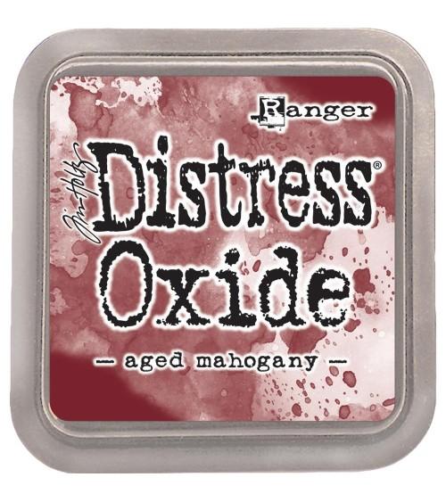 Ranger - Tim Holtz Distress OXIDE Ink Pad - Aged Mahogany