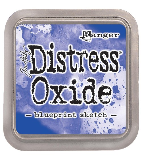 Ranger - Tim Holtz Distress OXIDE Ink Pad - Blueprint Sketch